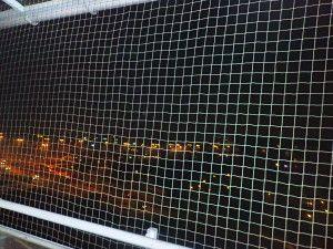 siatka na balkon Łódź