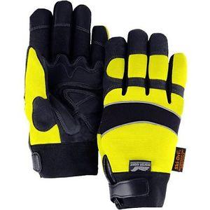 rękawiczki do pracy zimą