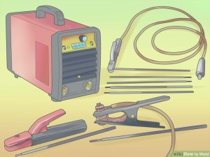 Jak spawać elektrodą
