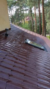 Czyszczenie dachów sokolniki grotniki